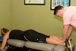 Chriopractic Leg Chiropractor